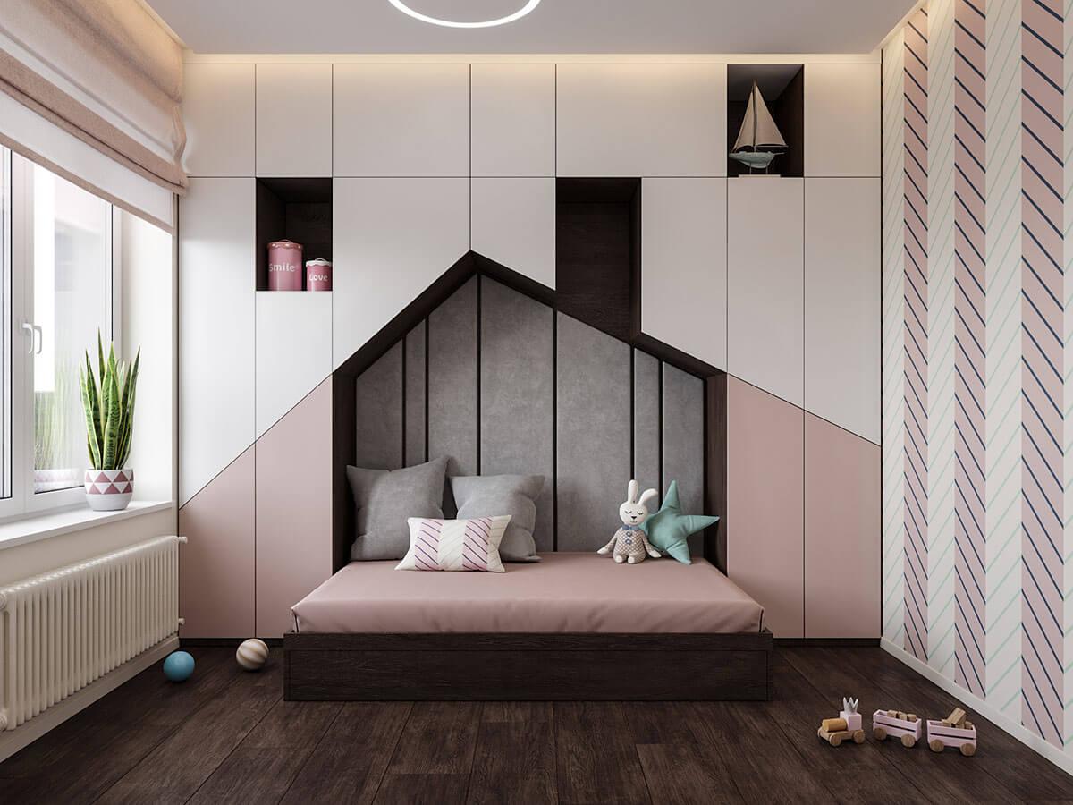комната для девочки 14 лет