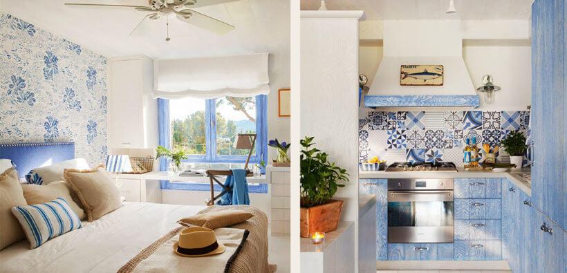 Дизайн интерьера небольшого частного дома - сплошная красота