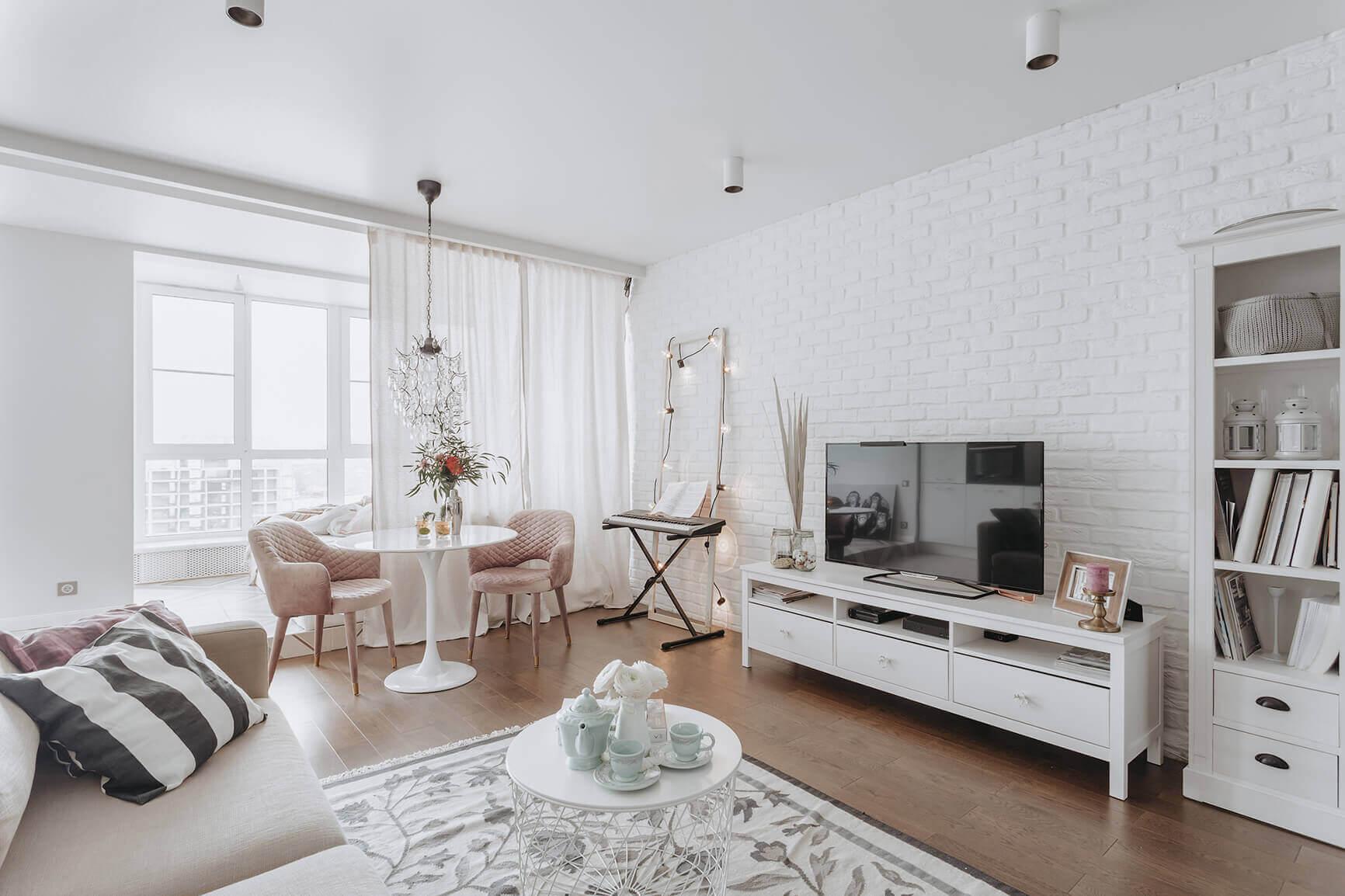 ремонт однокомнатной квартиры
