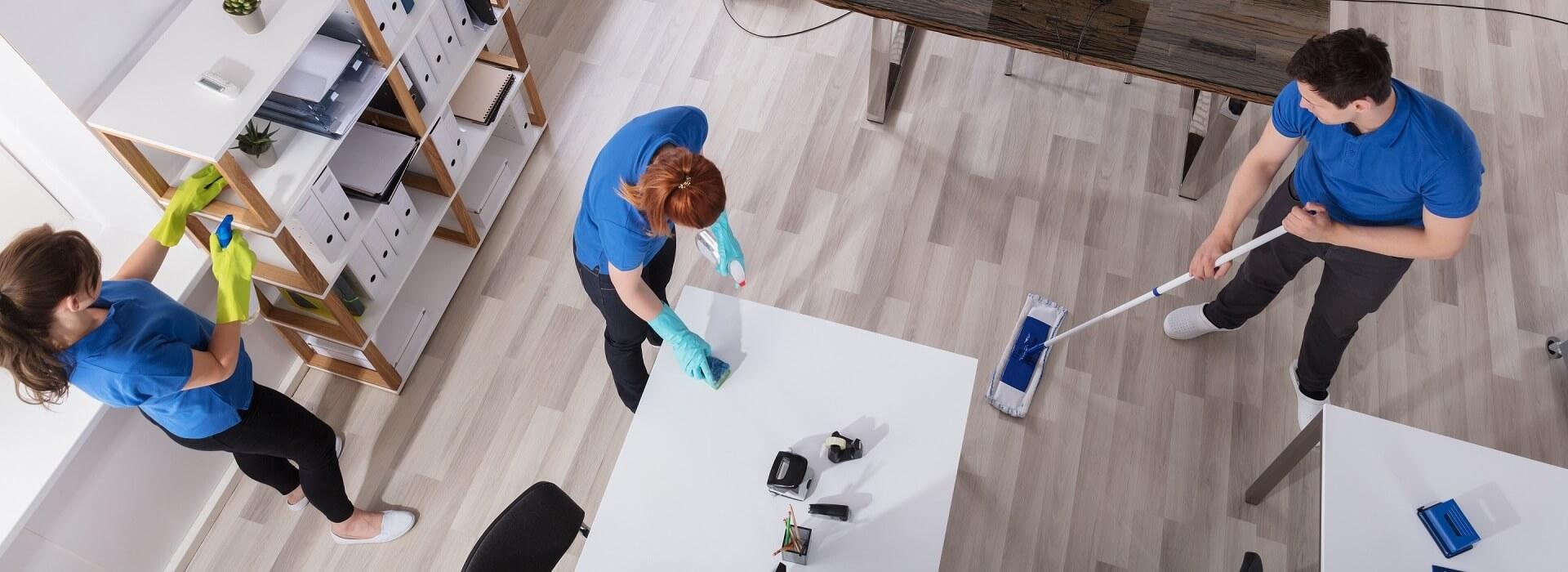 Чем отличается профессиональный клининг от уборки