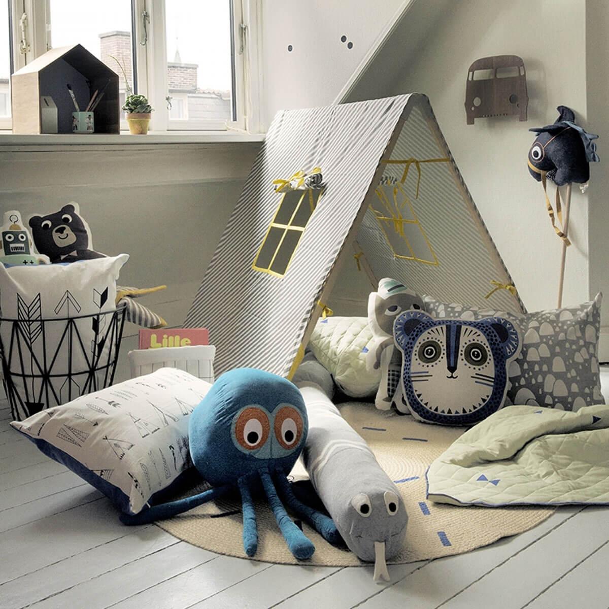 палатка в детской