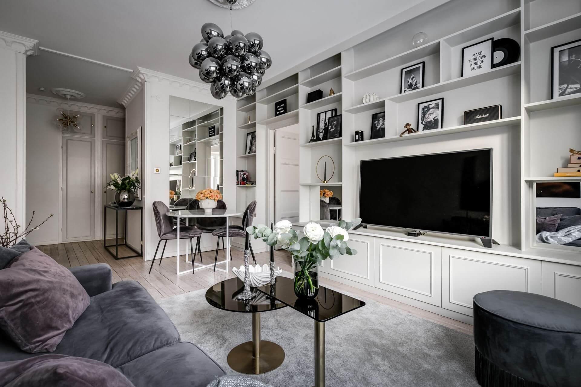 Дизайн квартиры: практичные советы