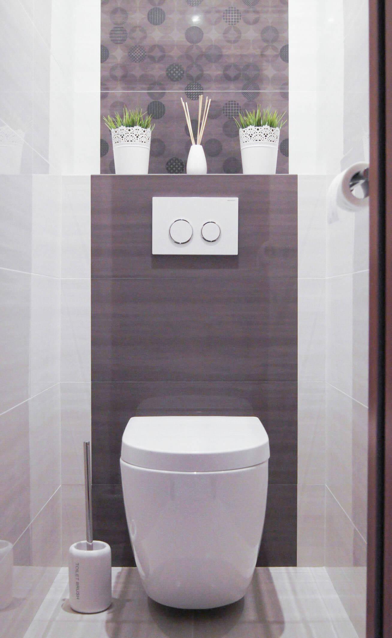 Туалет дизайн