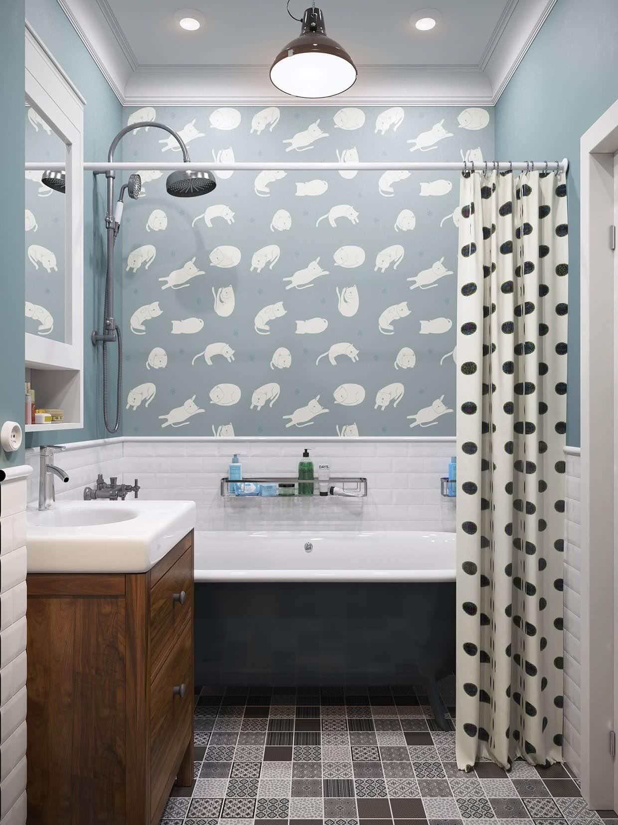 Топ-10 лучших лайфхаков для маленьких ванных