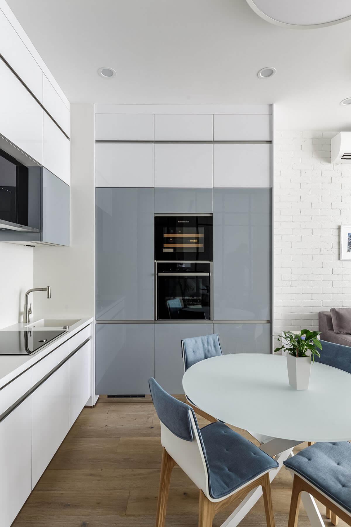 кухни с угловым дизайном