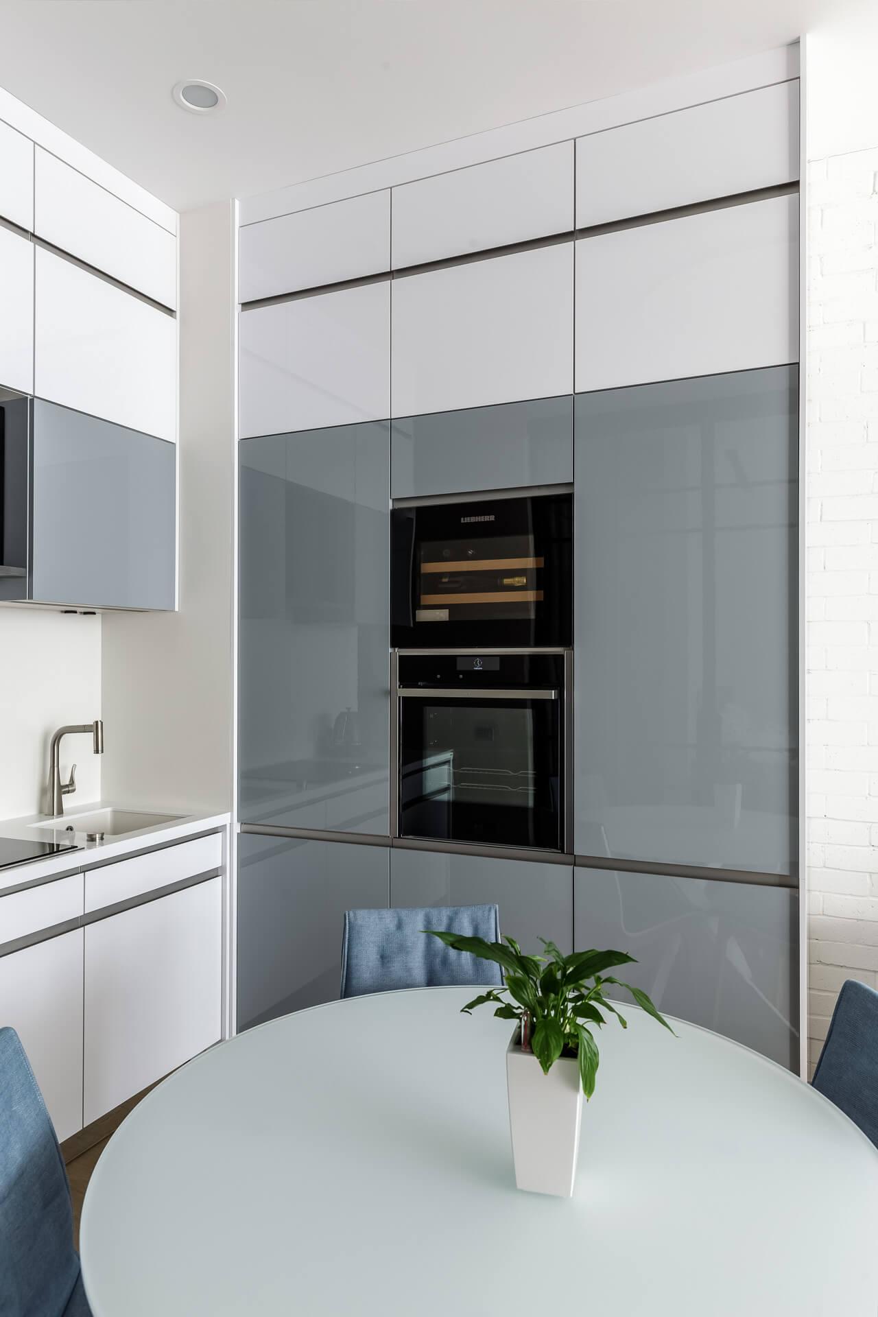 современные угловые кухни