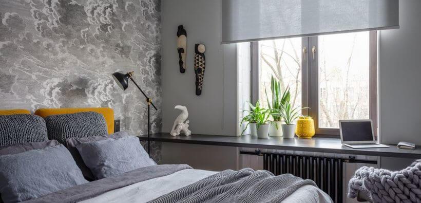 Современный дизайн штор для спальни: вопросы и ответы