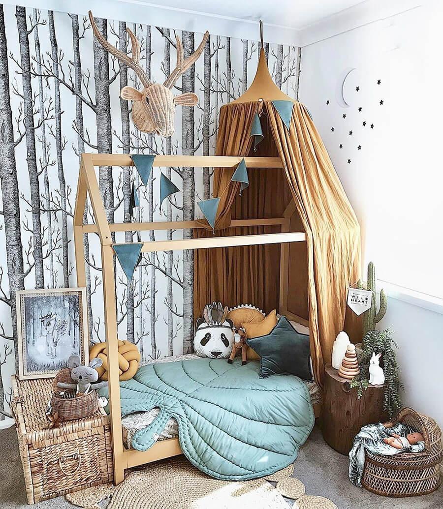 детская комната для девочки своими руками