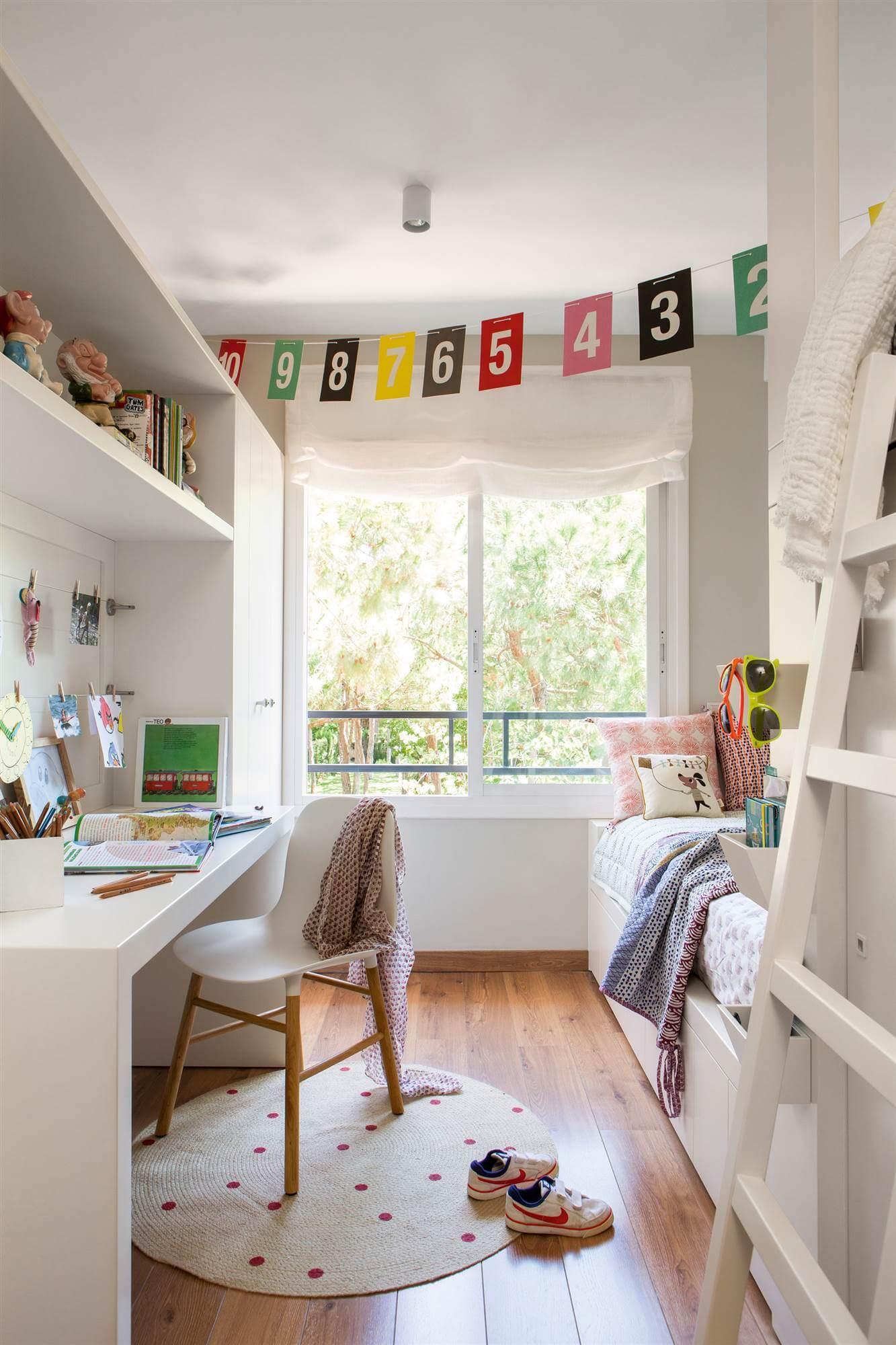 маленькая комната для девочки