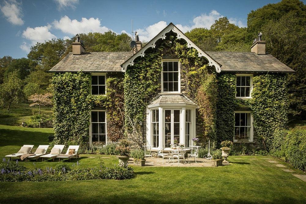 Сказочный дом в Англии