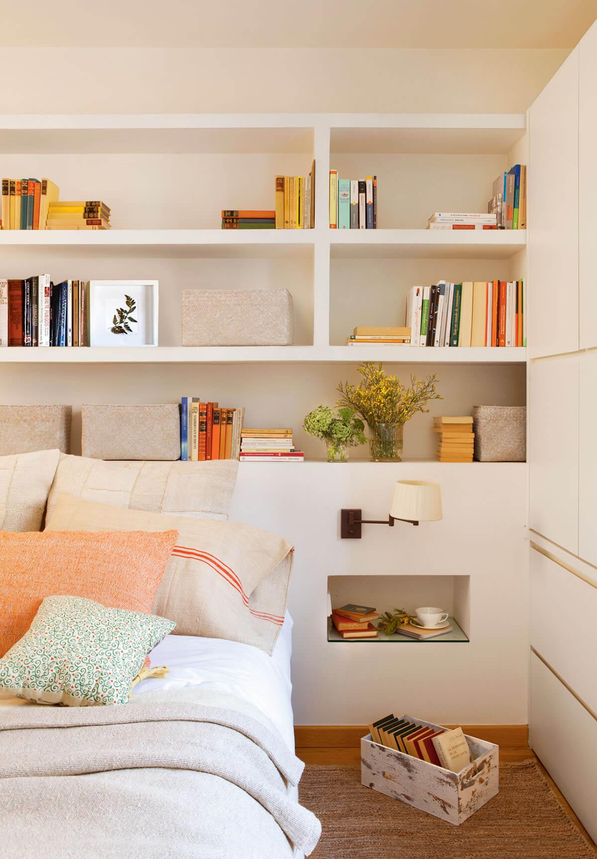 дизайн маленькой спальни для девушки