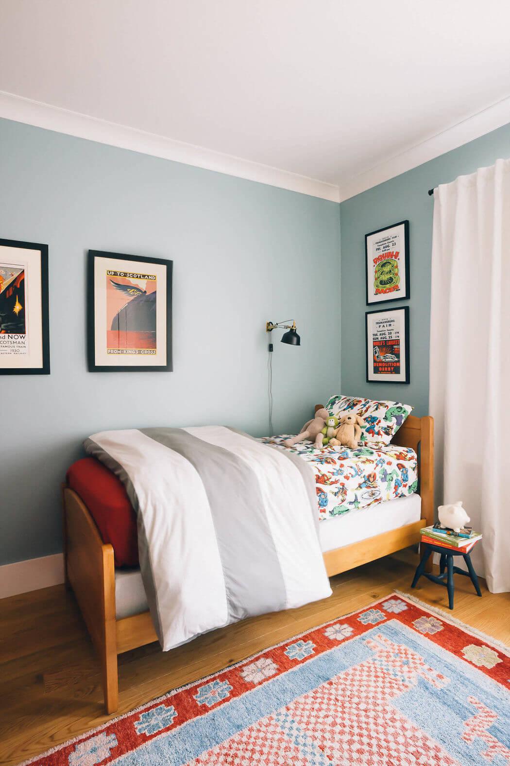 интерьер детской комнат