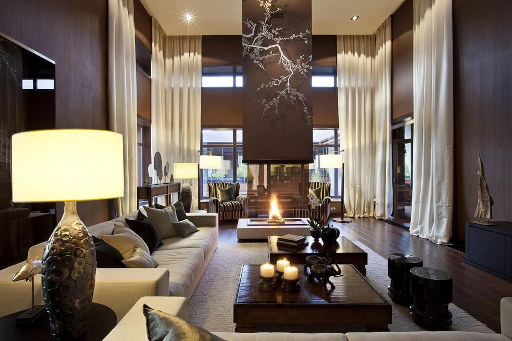 Шторы для элегантной гостиной: как правильно выбрать и заказать?