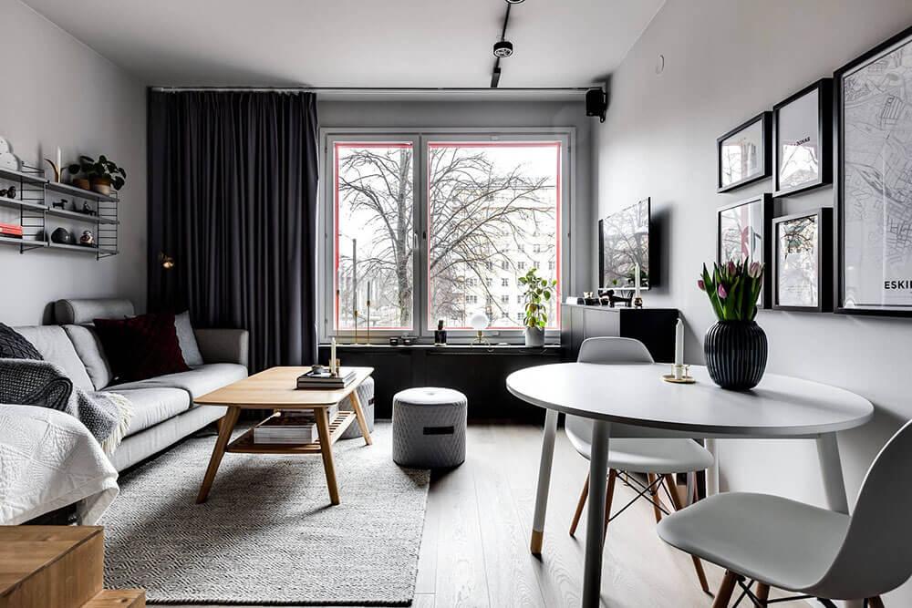 интерьер малогабаритной квартирымммм