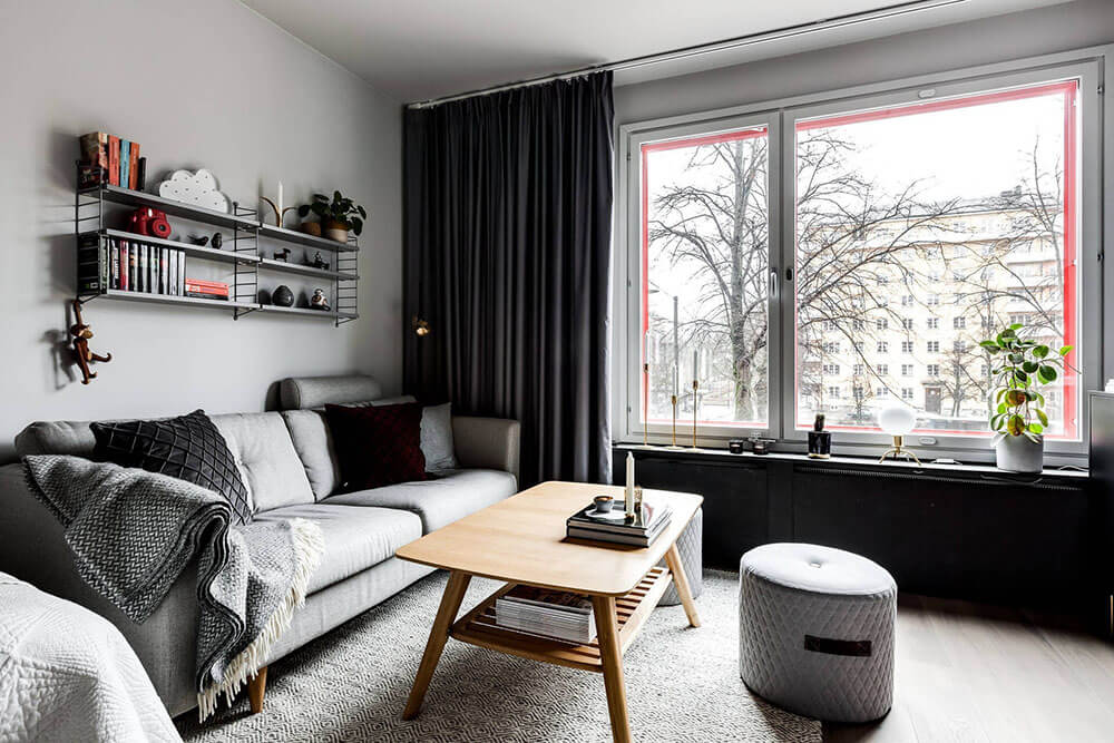дизайн квартиры студии 26 кв м