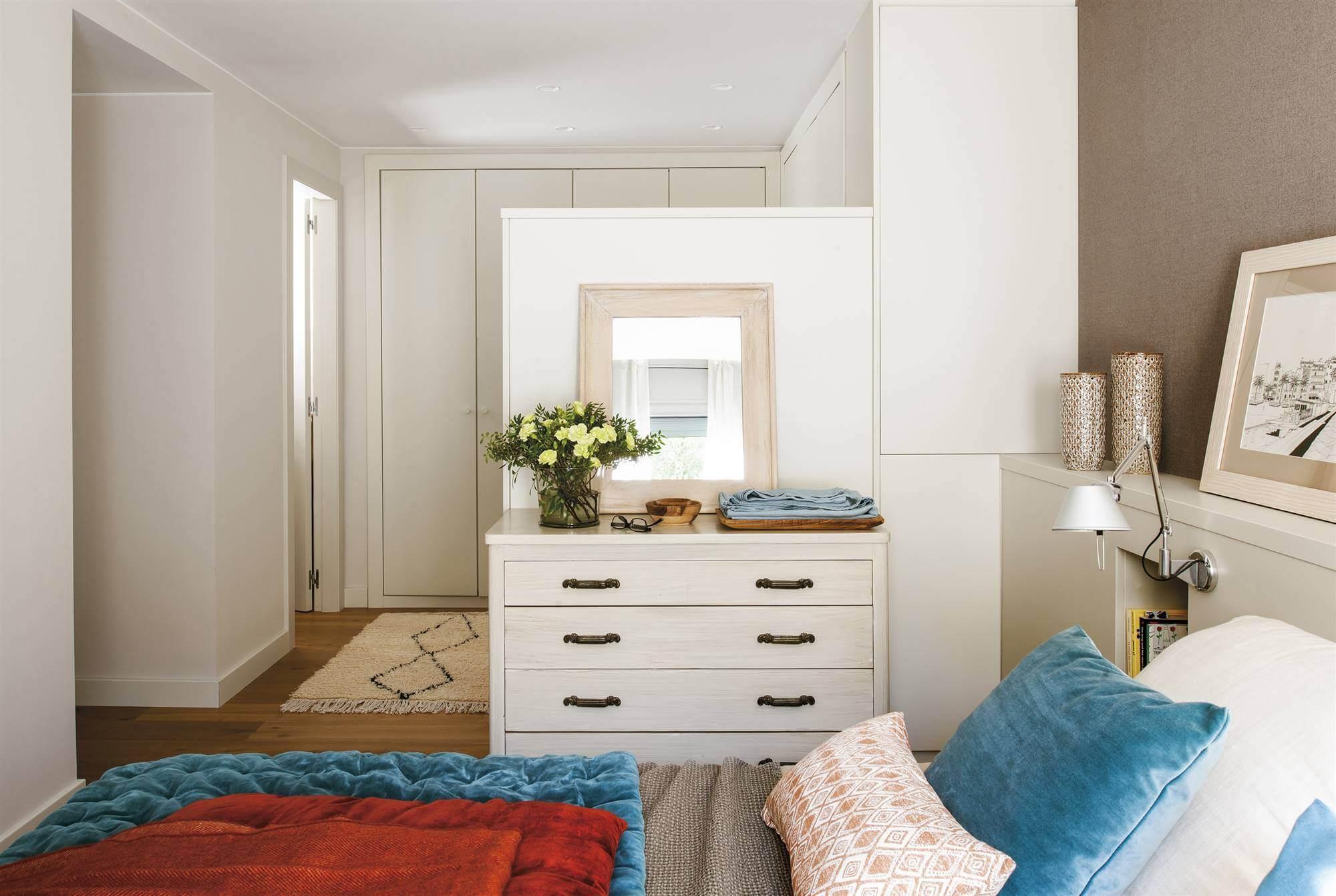 Небольшая спальная комната