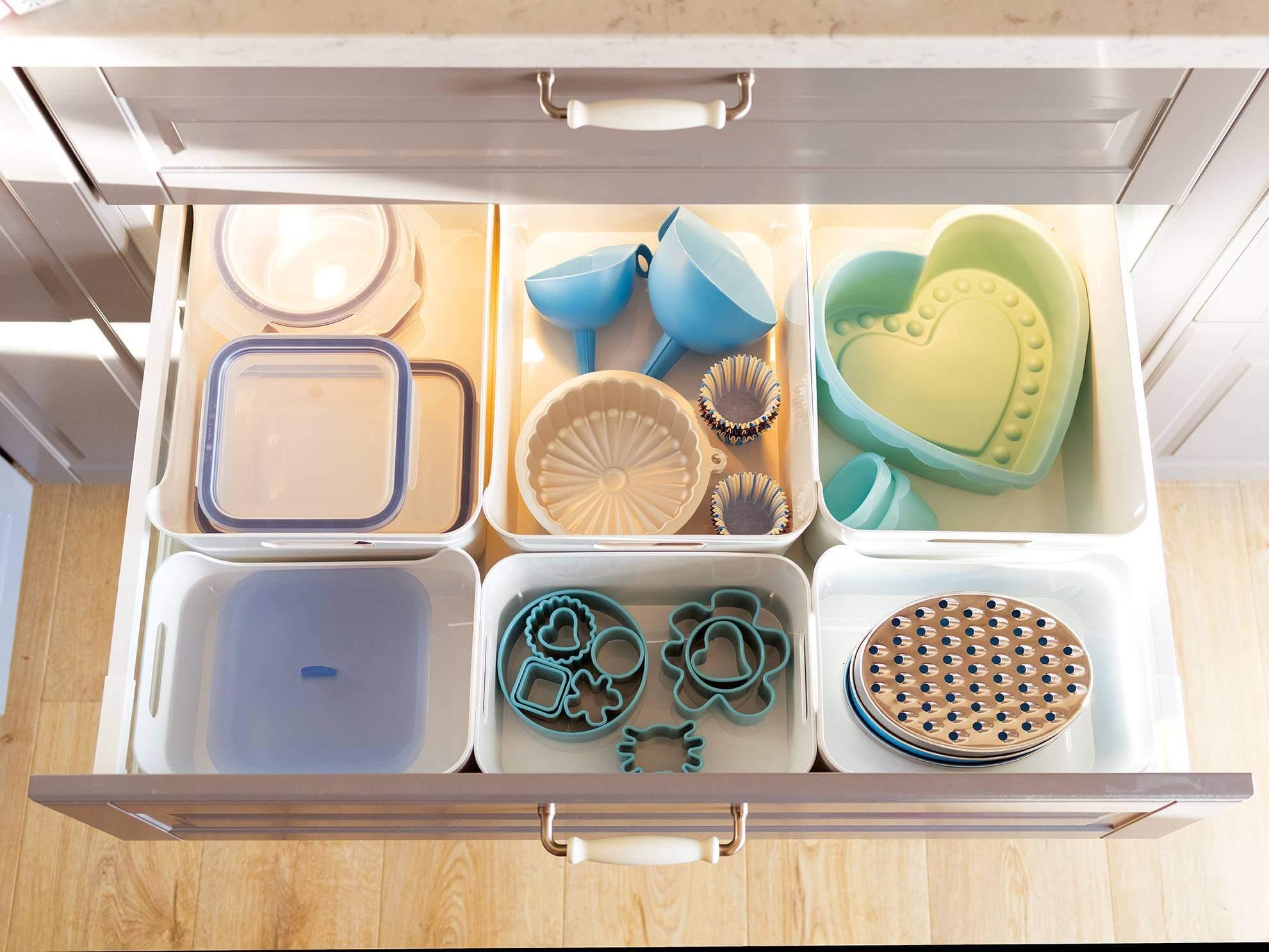 Правильное хранение на кухне