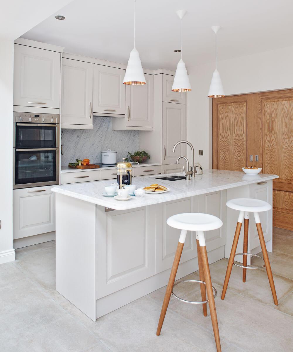 Дизайн кухни - современная классика