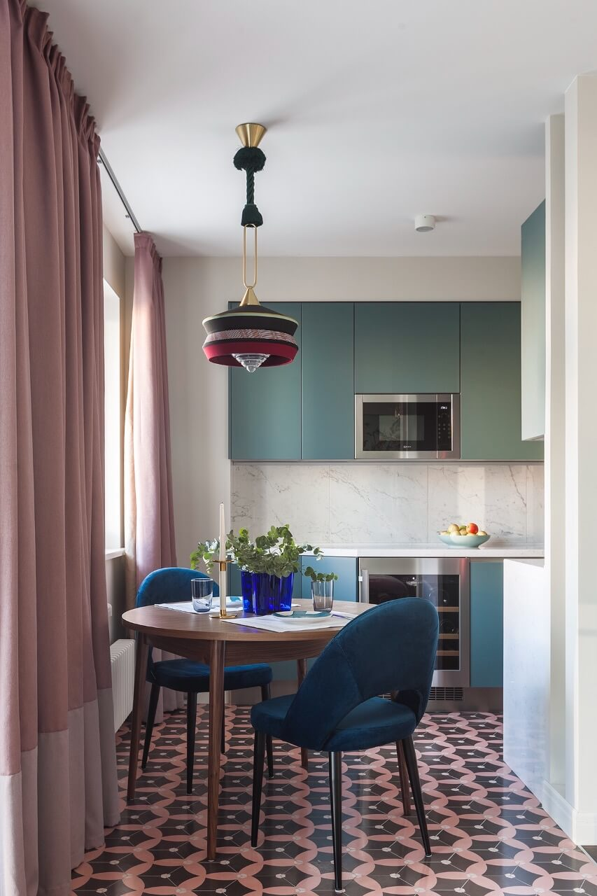 Кухня-студия в квартире