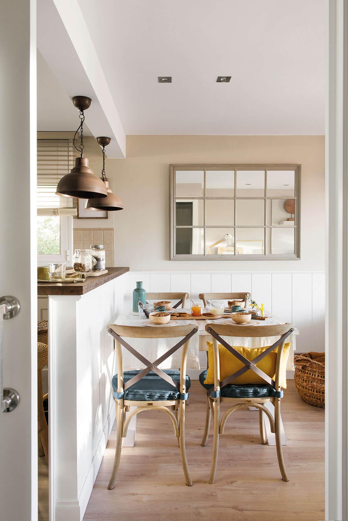 Дизайн кухни в доме