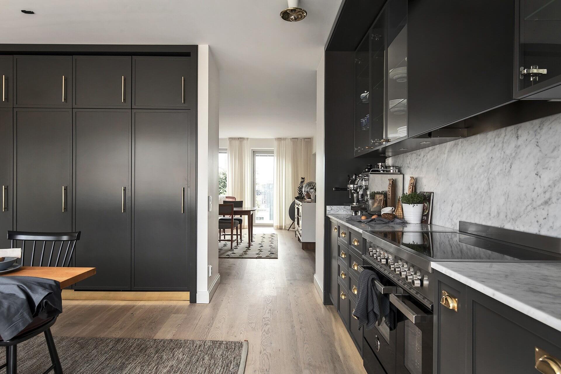Варианты дизайна кухни