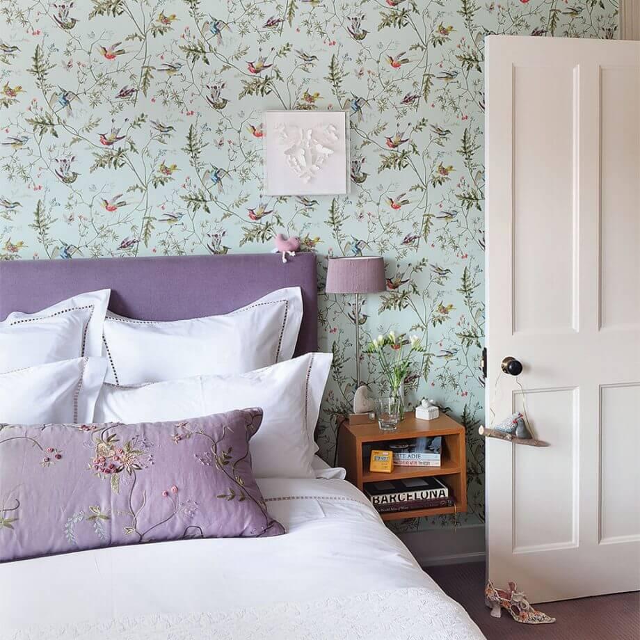 красивая спальни