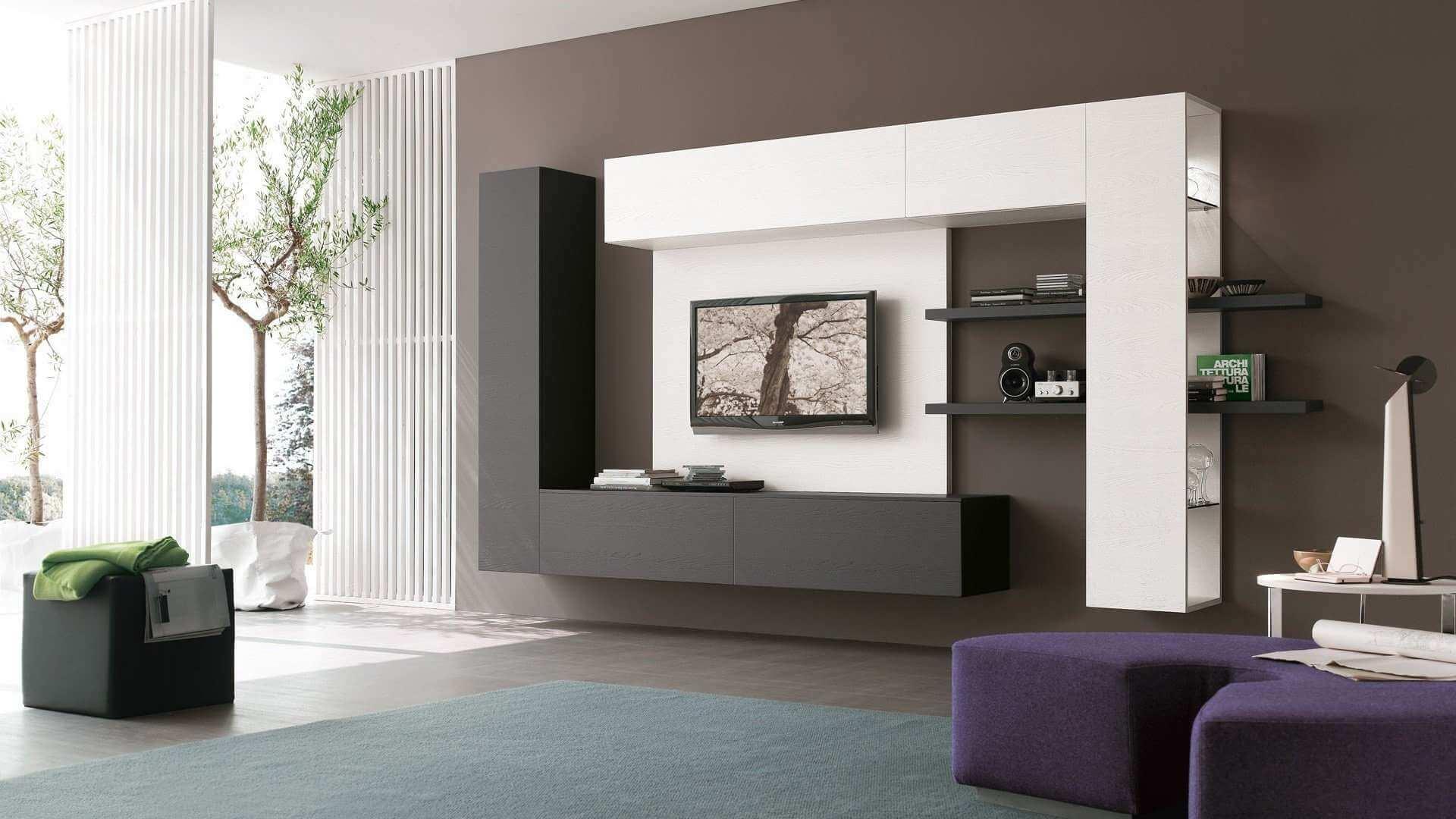 телевизор 32 дюйма в интерьере