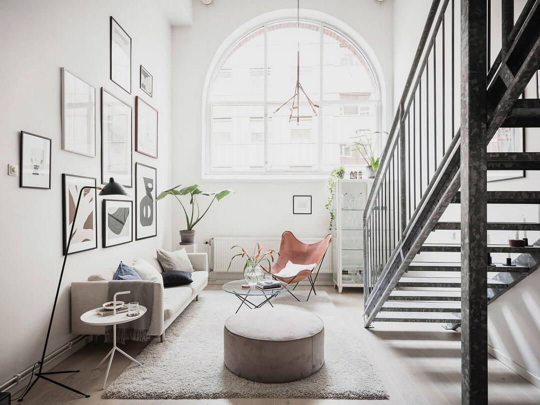 как сделать интерьер квартиры своими руками