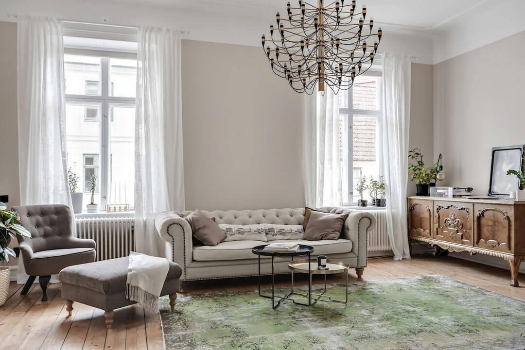 оформление интерьера квартиры своими руками