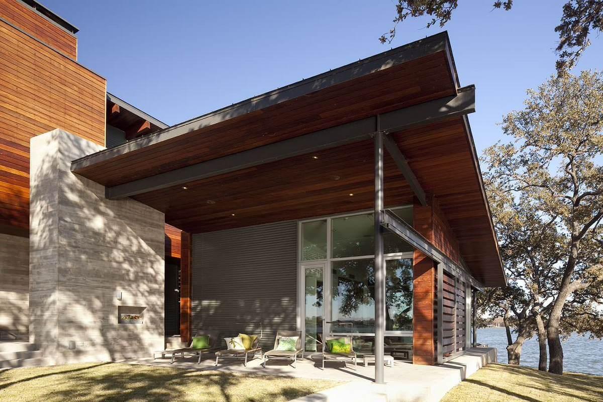 отделка и дизайн загородного дома