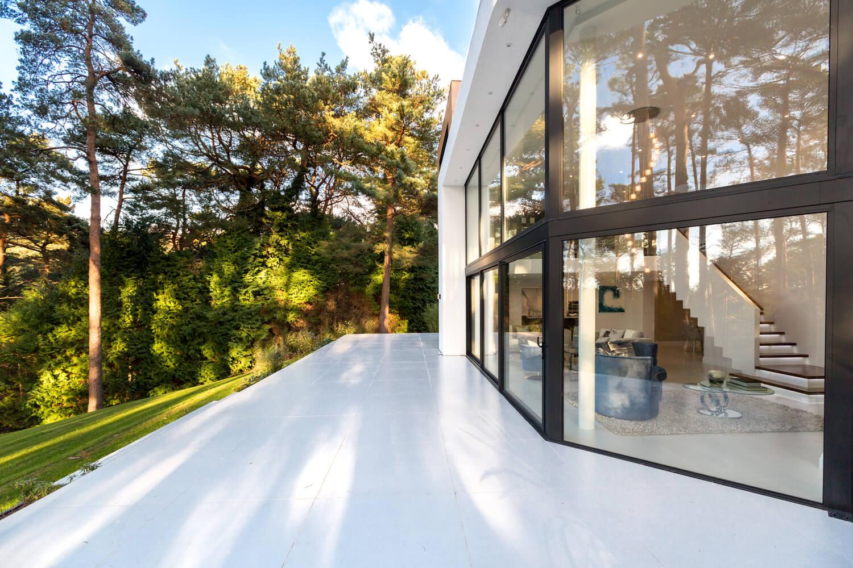 дизайн современные загородные дома