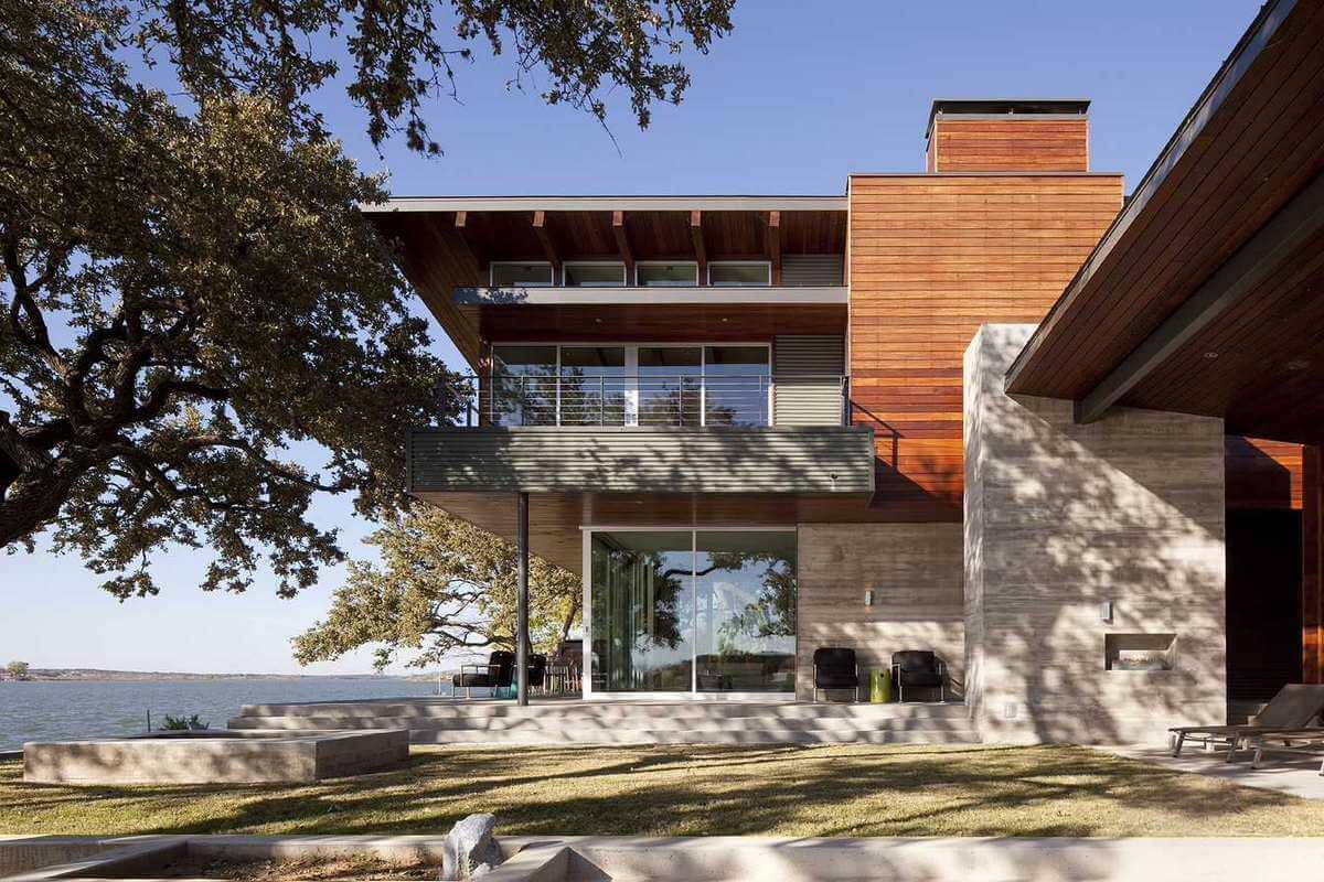 интерьер и дизайн загородного дома