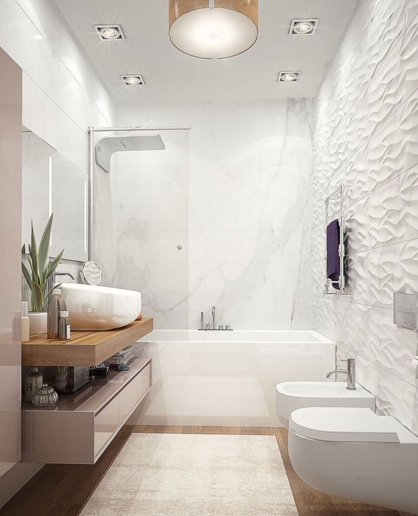 дизайн плитки в ванной в хрущевке