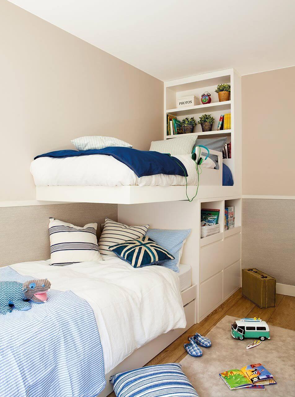 Детская комната 12 кв метров