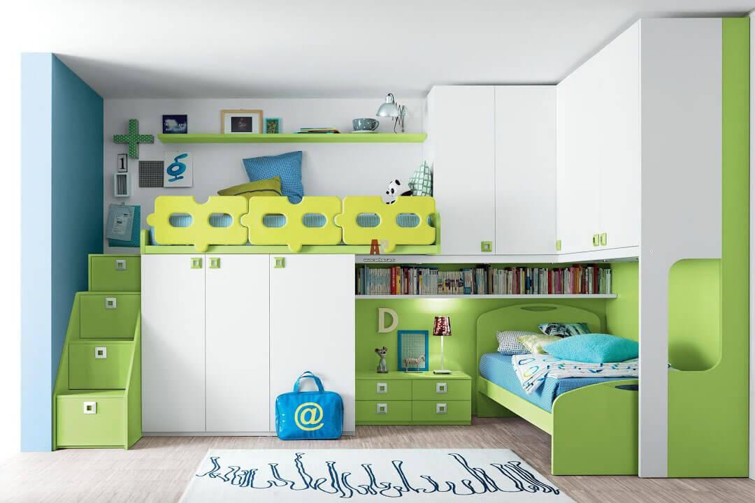интерьер детской комнаты 12 кв.м