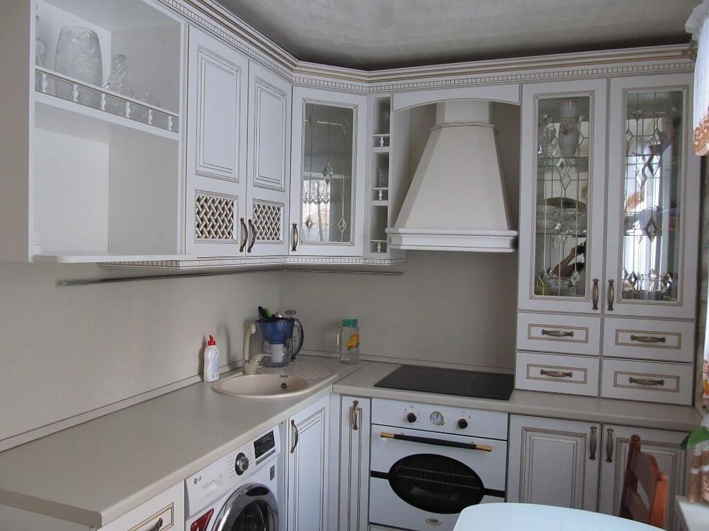 дизайн маленькой кухни 9 кв.м