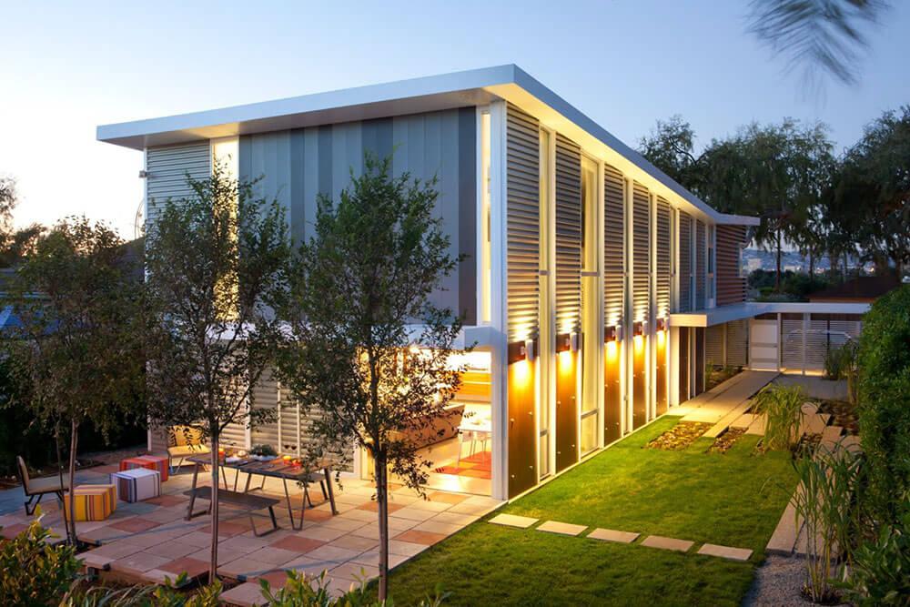 Архитектурное освещение фасадов: виды и особенности