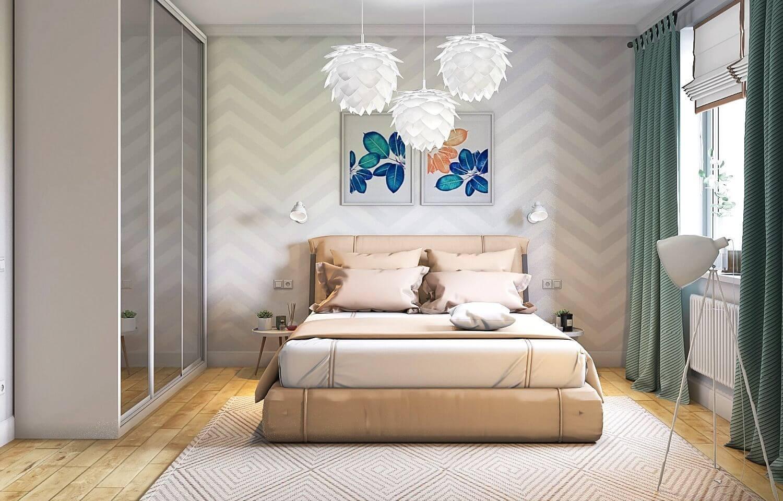 Как сделать красивый ремонт в спальне