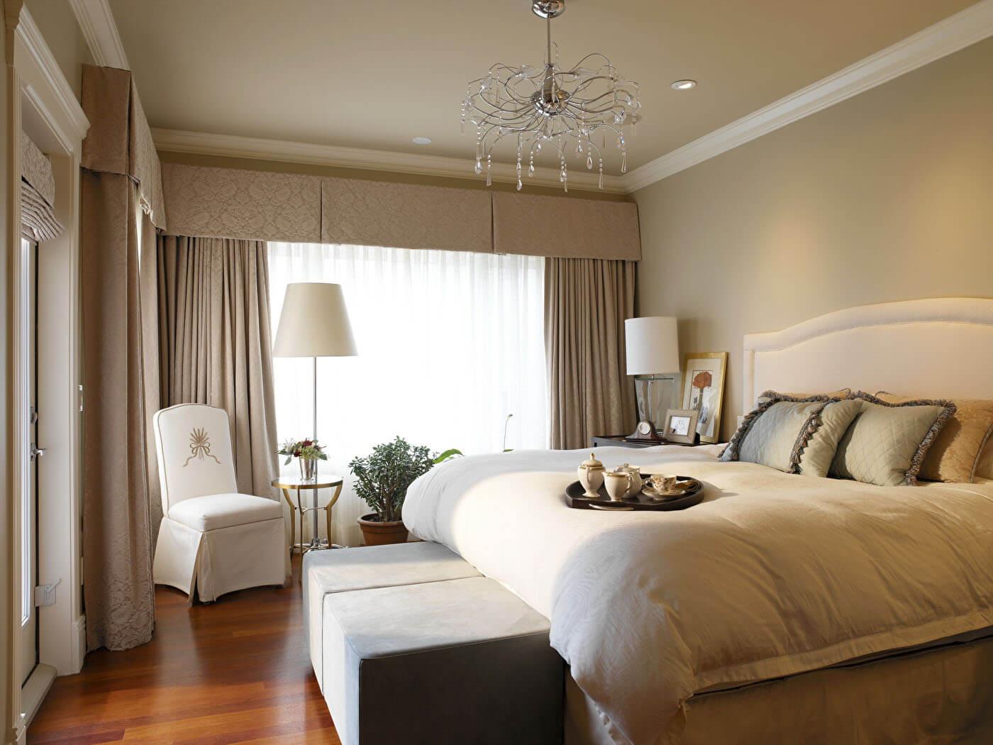 Самый красивый ремонт в спальне