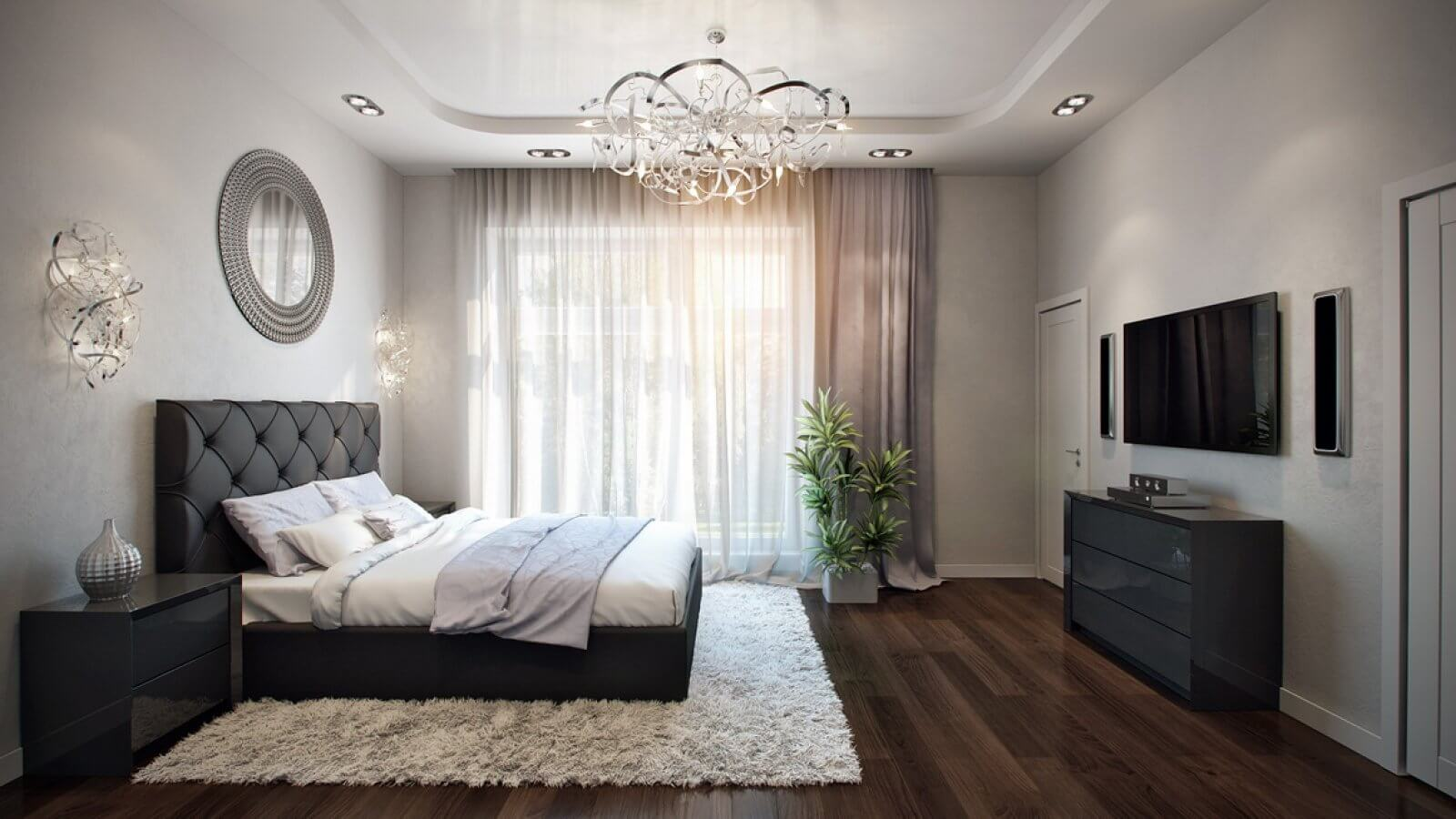 Красиво сделать ремонт в спальне