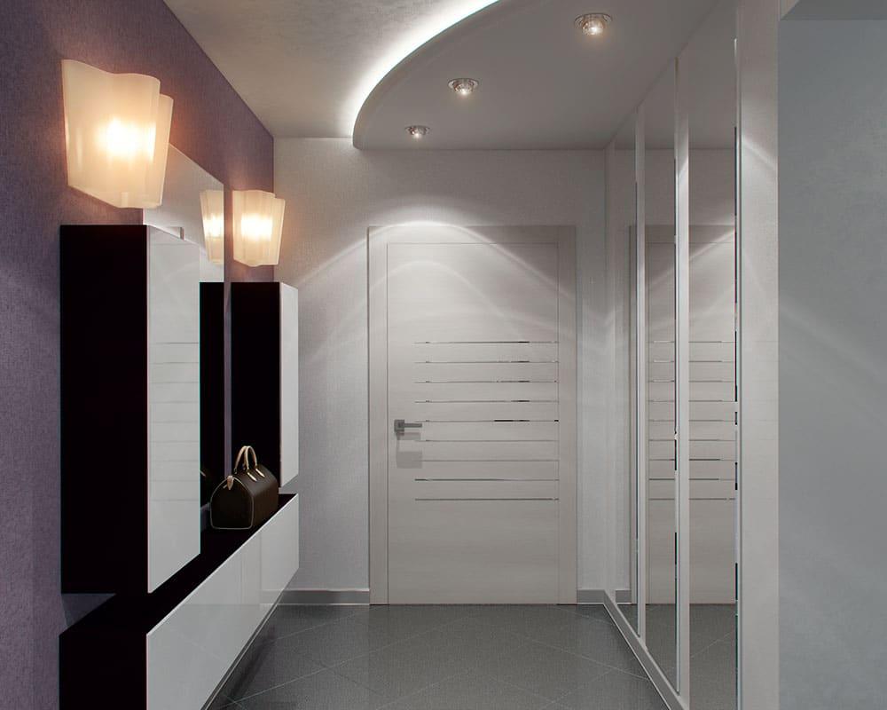 Дизайн прихожей в квартире хрущевке