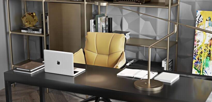 Дизайн кабинета для директора