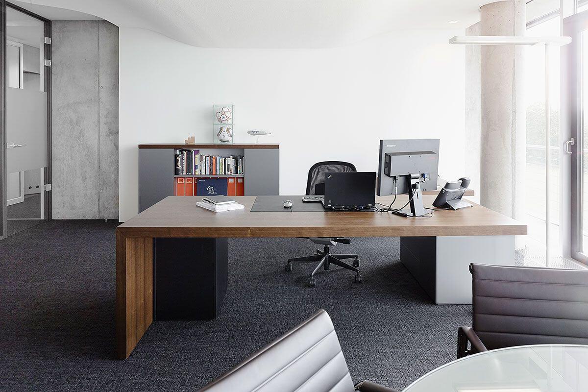 дизайн кабинетов руководителей