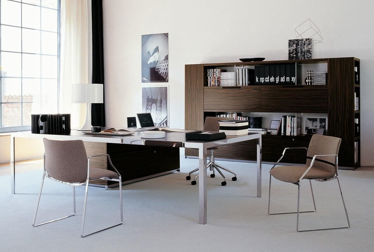 дизайн кабинета директора предприятия