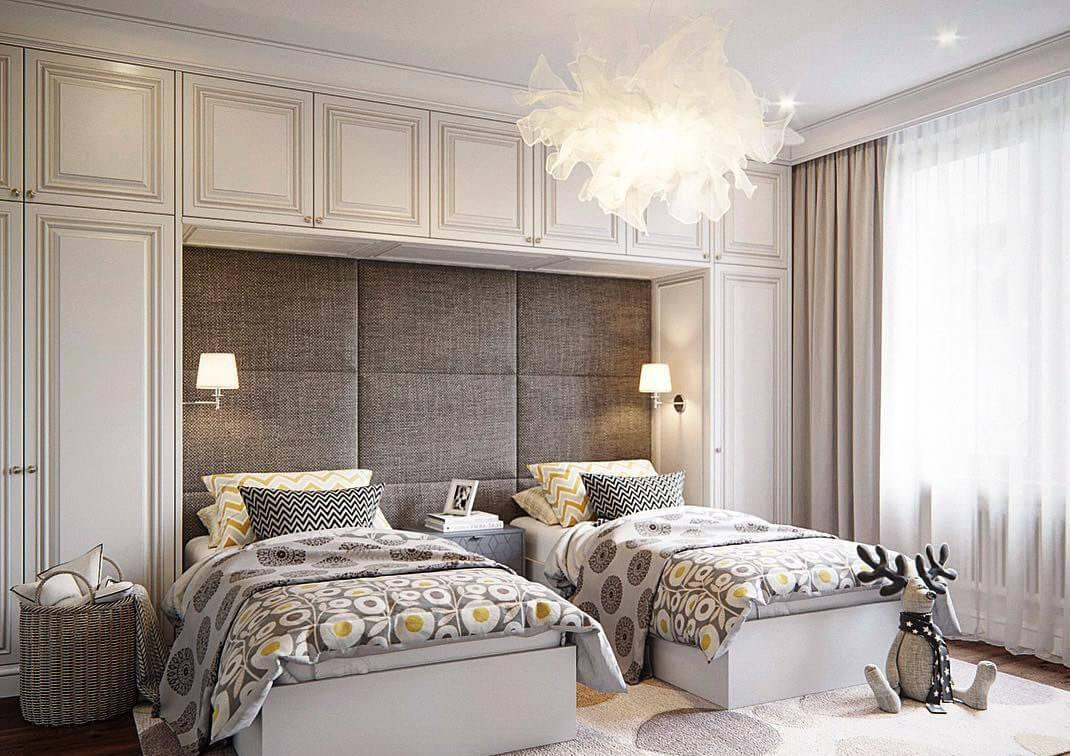 детская спальня для девочек