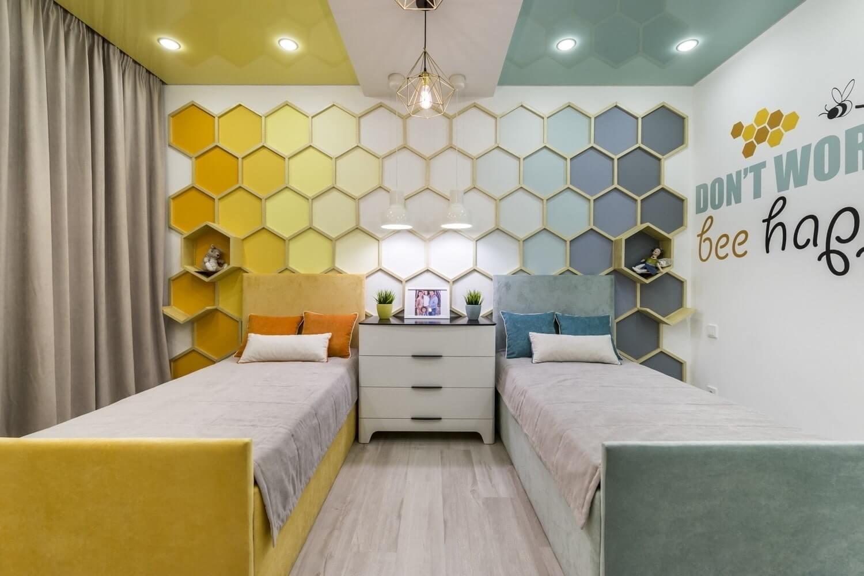 детская комната для девочек подростков