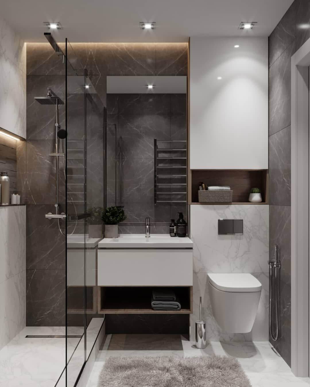 ванная в квартире