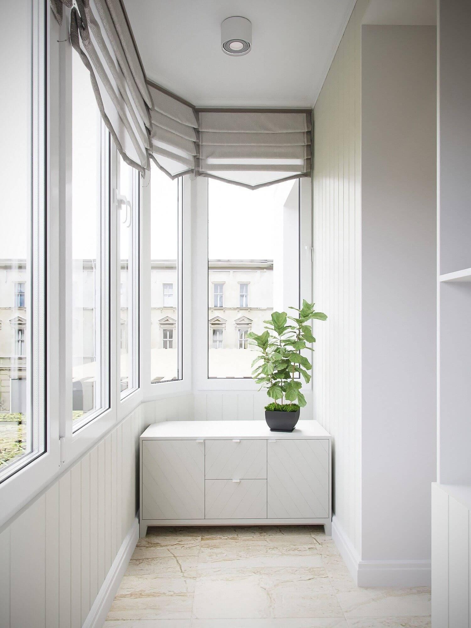 балкон в квартире ремонт