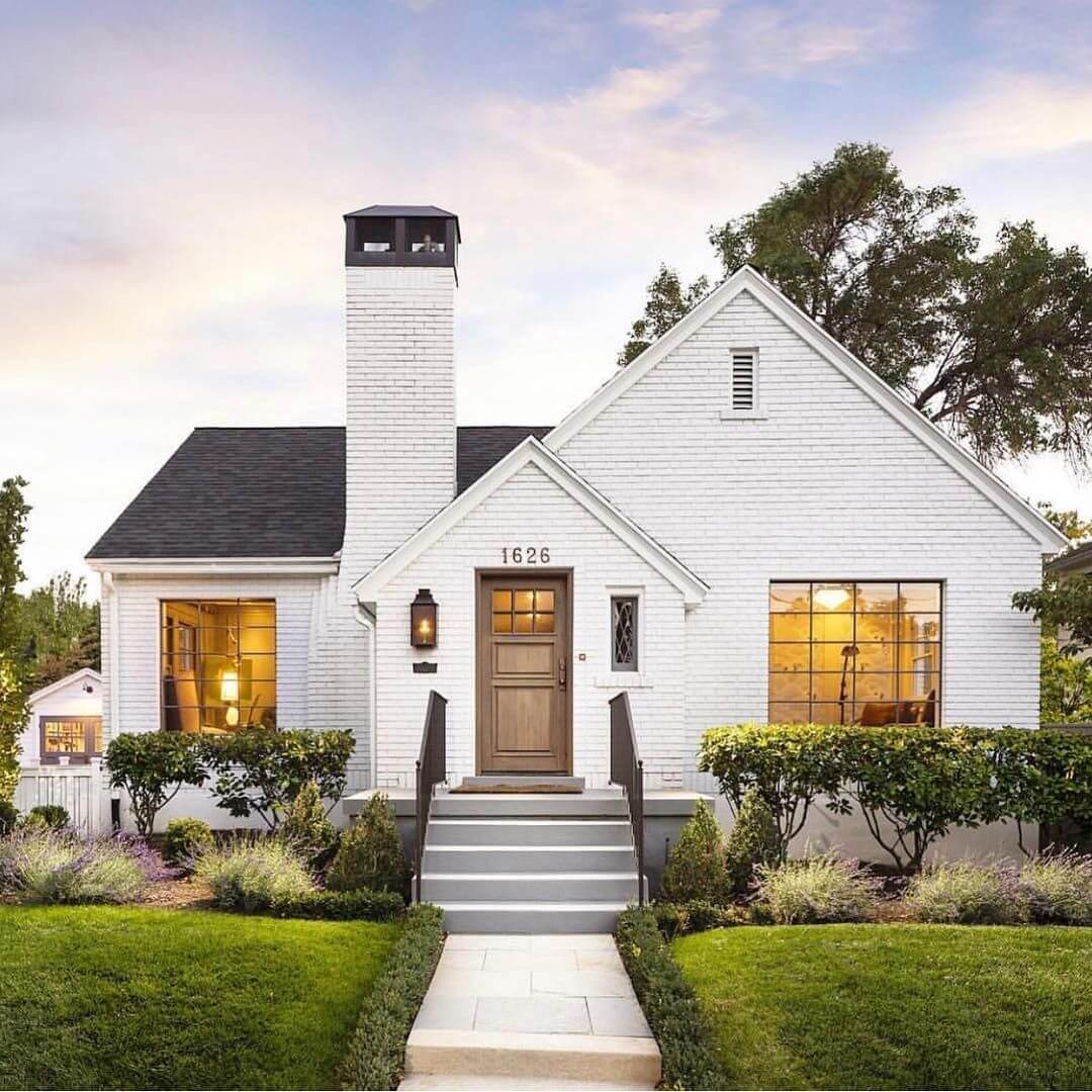дизайн дома снаружи 2020