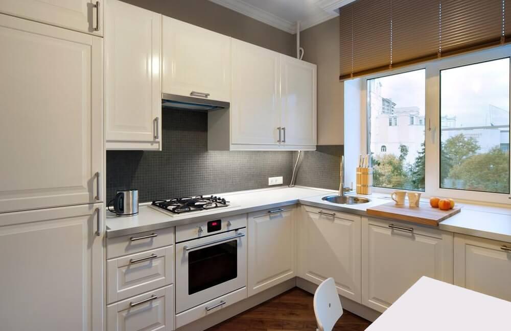 дизайн проект кухни 12 кв м